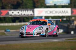 #56 Snow Racing Porsche 911 GT3 Cup: Melanie Snow