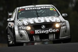 Fabian Coulthard, Craig Baird, #61 Bundaberg Red Racing