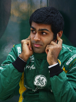 Karun Chandhok, Lotus F1 Team
