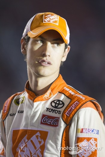 Joey Logano, Joe Gibbs Racing Toyota