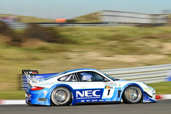 #1 Prospeed Competition Porsche 911 GT3 R: Paul van Splunteren, Maxime Soulet