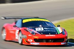 #21 MTech Motorsport Ferrari 458 Italia: Duncan Cameron/Matt Griffin