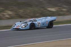#21 Chris MacAllister,1969 Porsche 917K