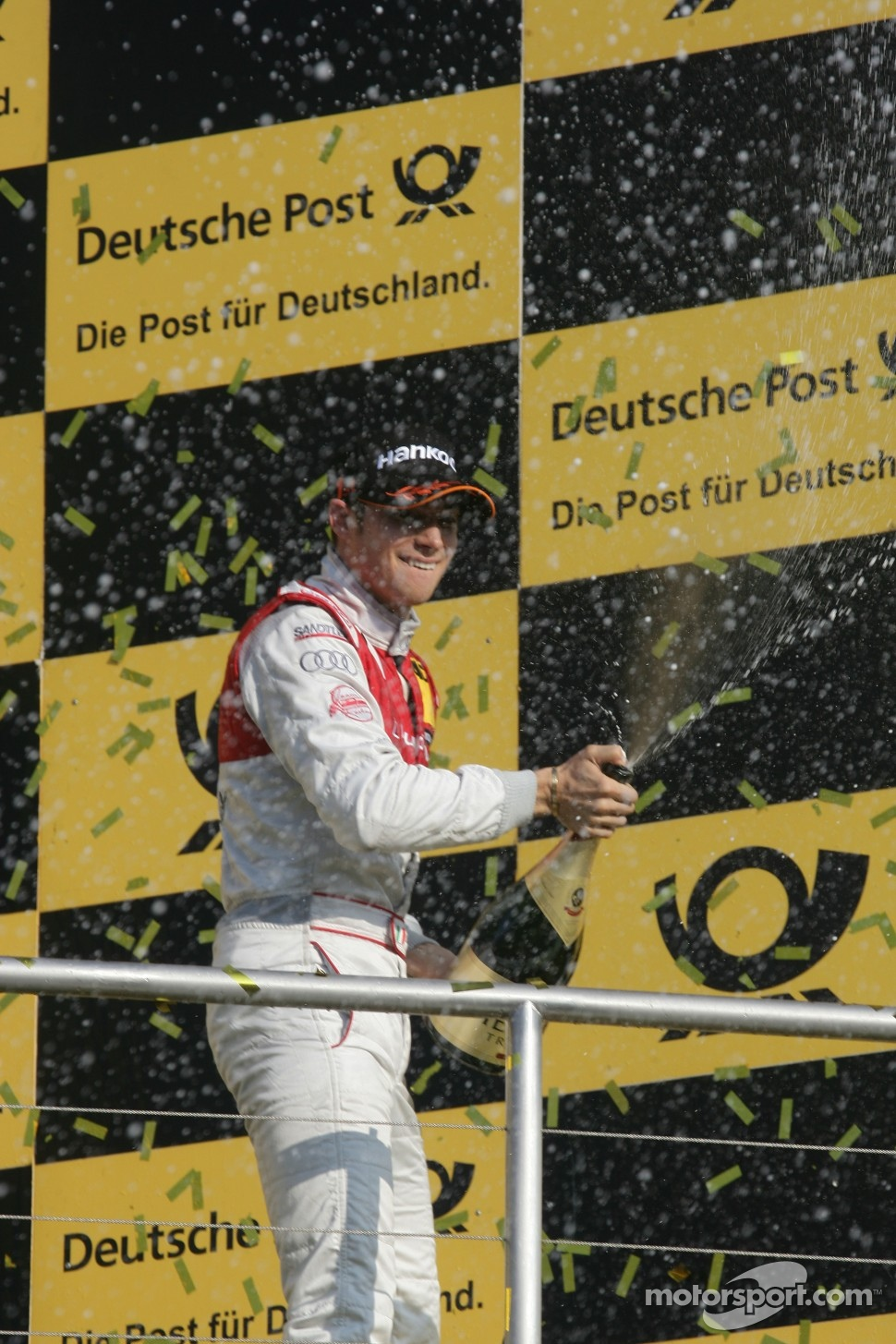 Best Rookie 2011, Edoardo Mortara, Audi Sport Team Rosberg, Audi A4 DTM