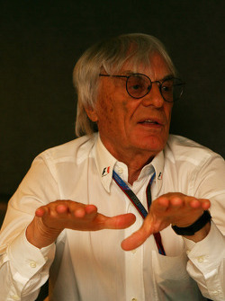 Bernie Ecclestone and Vijay Mallya Force India F1 Team Owner interview