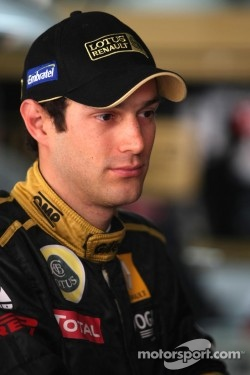 Bruno Senna, Renault F1 Team 