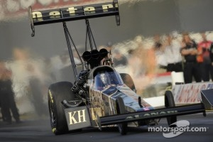 Al-Anabi Racing gold Top Fuel dragster