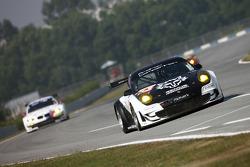 #63 Proton Competition Porsche 911 RSR (997): Richard Lietz, Gianluca Roda, Christian Ried