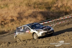 Hayden Paddon and Johnathan Kennard, Subaru Impreza