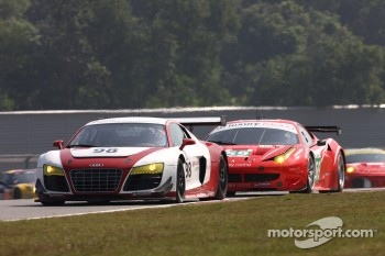 #98 Audi Sport C Racing China Audi R8 LMS: Edoardo Mortara, Darryl O'Young, Alexandre Imperatori