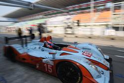#15 Oak Racing Oak Pescarolo - Judd: Matthieu Lahaye, Guillaume Moreau, Pierre Ragues