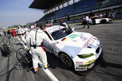 #55 BMW Motorsport BMW M3: Augusto Farfus Jr., Jorg Müller