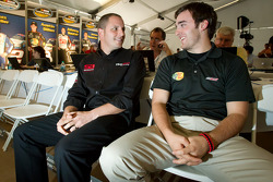 Championship contenders press conference: Johnny Sauter and Austin Dillon