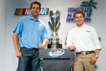 Championship contenders press conference: NASCAR Nationwide Series contenders Elliott Sadler and Ricky Stenhouse Jr.
