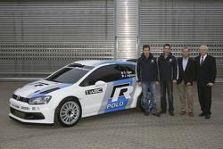 Sébastien Ogier signs to drive Volkswagen WRC