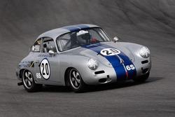 Dave Burton 1964 Porsche 356 SC