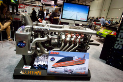 The world's fastest turbocharged engine from ARP