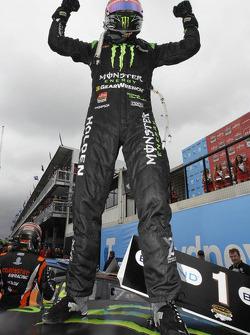 Andrew Thompson wins the Fujitsu championship