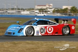 #01 Chip Ganassi Racing with Felix Sabates BMW Riley: Joey Hand, Scott Pruett, Graham Rahal, Memo Rojas