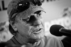 50+Predator/Alegra press conference: Brian Johnson