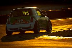 #196 RSR Motorsports Mini Cooper S: Ron Farmer, Jason Hart, Owen Trinkler