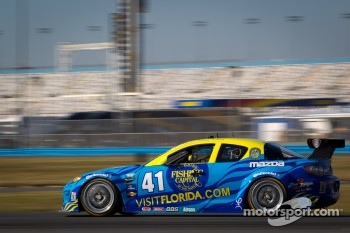 #41 Dempsey Racing Mazda RX-8: Don Kitch Jr., Charles Putman, Dan Rogers