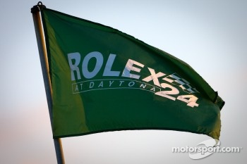 Rolex 24 at Daytona flag