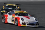 #18 Fach Auto Tech Porsche 997 GT3 R: Otto Klohs, Heinz Bruder, Carlo Lusser, Martin Ragginger, Swen Dolenc