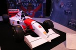 Senna Tribute Display