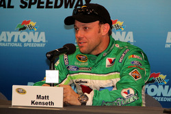 Press conference: Matt Kenseth, Roush Fenway Racing Ford