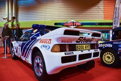 Ford RS200 Group B rallycar