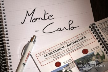 Rallye Monte Carlo atmosphere