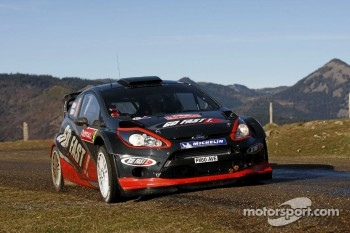 Matthew Wilson and Scott Martin, Ford Fiesta RS WRC