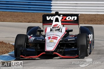 Ryan Briscoe, Team Penske