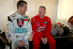 Jim Lowe and Paul Tracy