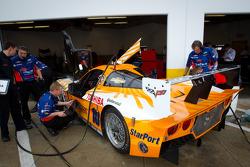 #10 SunTrust Racing Corvette DP