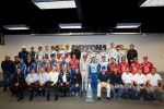 Rolex 24 At Daytona Champions photoshoot