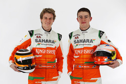 Nico Hulkenberg and Paul di Resta