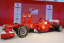 Fernando Alonso and Felipe Massa, Scuderia Ferrari