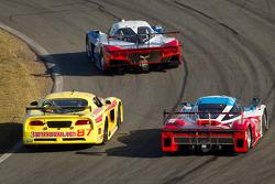 #87 Racers Edge Motorsports Dodge Viper: Jan Heylen, Doug Peterson, Maxime Soulet, Emilio Valverde, #01 Chip Ganassi Racing with Felix Sabates BMW Riley: Joey Hand, Scott Pruett, Graham Rahal, Memo Rojas