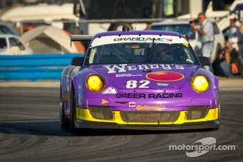 #82 Dick Greer Racing Porsche GT3: John Fergus, John Finger, Dick Greer, Mark Hotchkis, Owen Trinkler