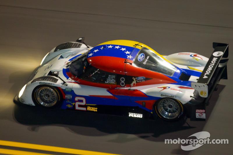 #2 Starworks Motorsport Ford Riley: Ryan Hunter-Reay, Scott Mayer, Miguel Potolicchio, Michael Valiante, Enzo Potolicchio, Marco Andretti