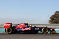 February Jerez testing
