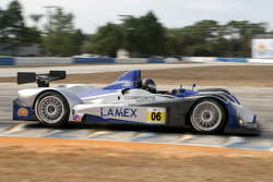 #06 CORE Autosport Oreca FLM09: Anthony Downs, Lucas Downs, Matt Downs
