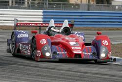 #25 Dempsey Racing Oreca FLM09: Henri Richard, Duncan Ende, Dane Cameron