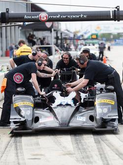 #055 Level 5 Motorsports HPD ARX-03b: Scott Tucker, Christophe Bouchut, Luis Diaz