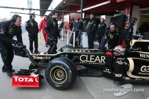 Lotus fixed chassis problem