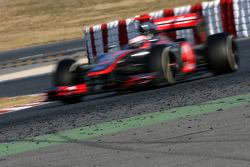 Pirelli tires, Jenson Button, McLaren Mercedes