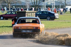 Porsche 914, owned by Jay Kay of Jamiroquai, driven by 1979 World Rally Champion, Björn Waldegård