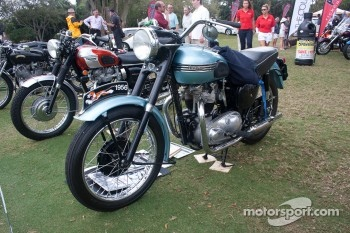1956 Triumph T110